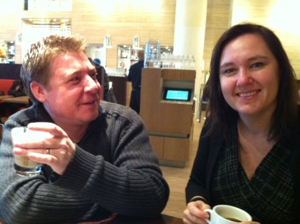 5 jaar iPhoneclub met Jean-Paul en Gonny